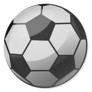 Soccer Ball Plate