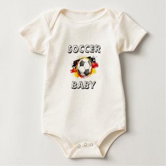 Soccer Ball, SOCCER, BABY Baby Bodysuit