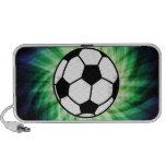 Soccer Ball Speakers
