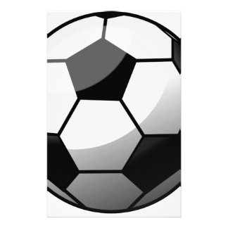 Soccer Ball Stationery