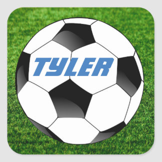 SOCCER BALL STICKER