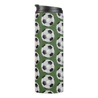 Soccer Ball Tumbler