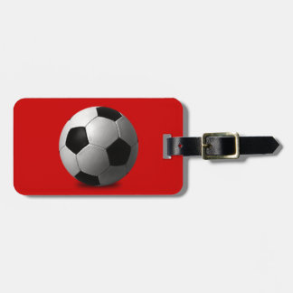 SOCCER BALL VECTOR ICON GRAPHICS BLACK WHITE SPORT TAGS FOR BAGS