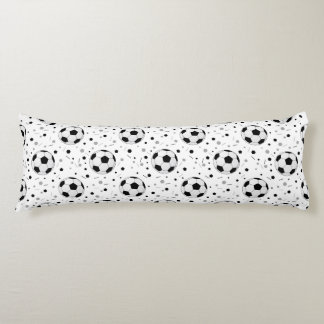 Soccer balls body cushion