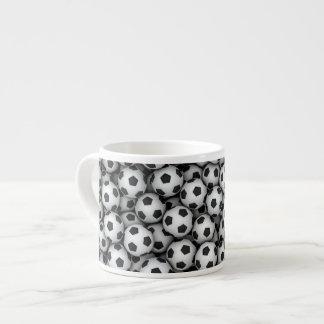 Soccer Balls Espresso Cup