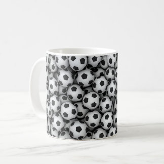 Soccer Balls Mug