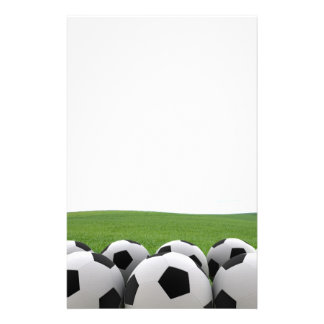 Soccer Balls stationary Stationery