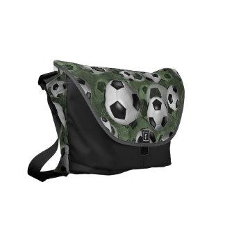 Soccer Ballz! Messenger Bag