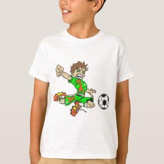 SOCCER BOY M.S. AWARENESS RIBBON T-Shirt