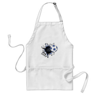 Soccer Burst T-shirts and Gifts Aprons