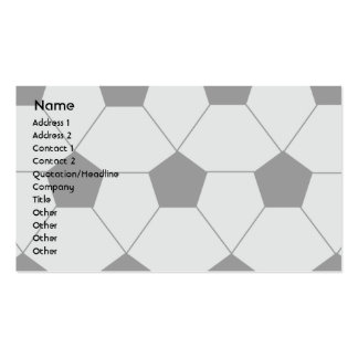 Soccer - Business Business Cards