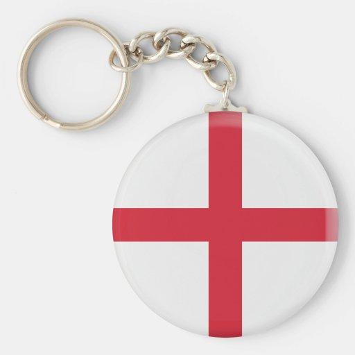 Soccer Button Keychains - SRF