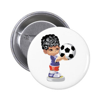 Soccer Champion Button