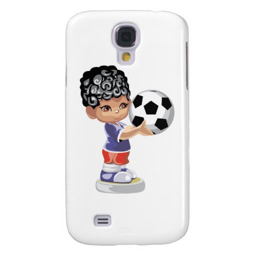 Soccer Champion Galaxy S4 Cover