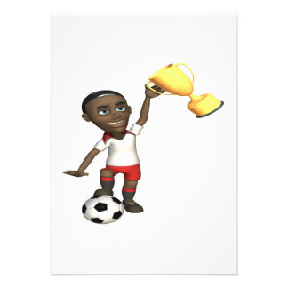 Soccer Champion Announcements