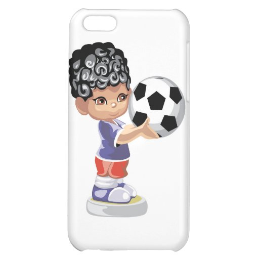 Soccer Champion iPhone 5C Covers