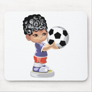 Soccer Champion Mousepad