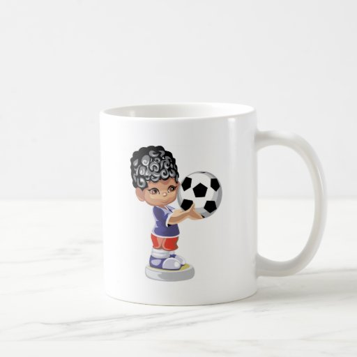 Soccer Champion Coffee Mug