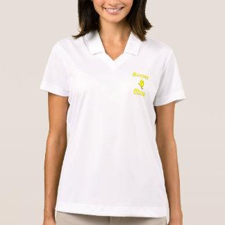 Soccer Chick Polo Shirt