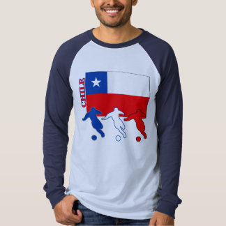 Soccer Chile T-shirts