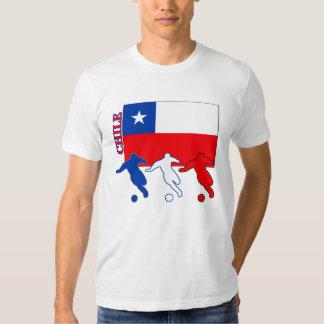 Soccer Chile Tshirt