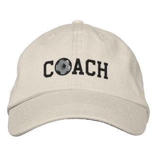 Soccer Coach Cap