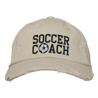Soccer Coach Cap Baseball Cap