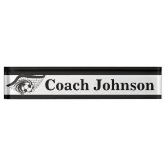 Soccer Coach | DIY Name Nameplate