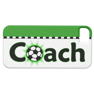Soccer Coach iPhone 5 Case