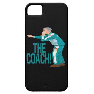 Soccer Coach iPhone 5 Case