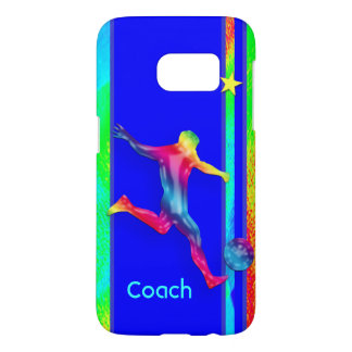 Soccer Coach Thank You Custom