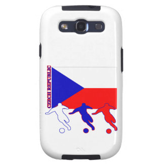 Soccer Czech Republic Samsung Galaxy SIII Cases
