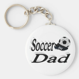 Soccer Dad 3D Key Chains