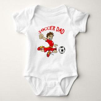 SOCCER DAD BABY BODYSUIT