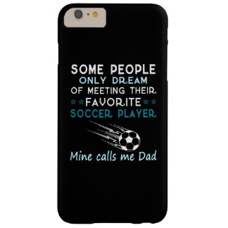 SOCCER DAD BARELY THERE iPhone 6 PLUS CASE