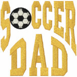 Soccer Dad Embroidered Shirt