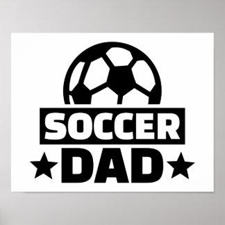 Soccer dad poster