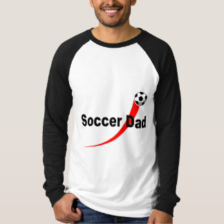 Soccer Dad (Red/Blk) T-Shirt