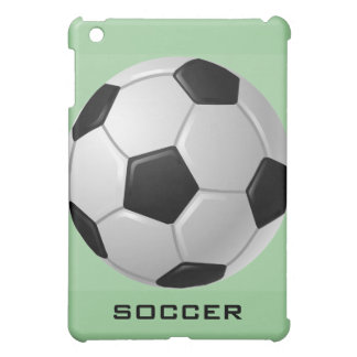 Soccer Design iPad Mini Case