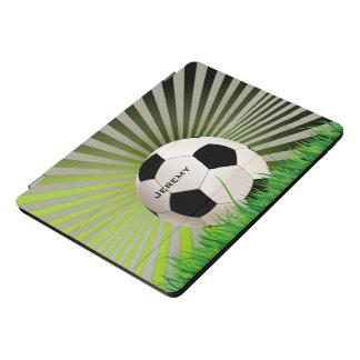 Soccer Design iPad Pro Case