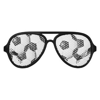 Soccer Design Photo Sunglasses Shades