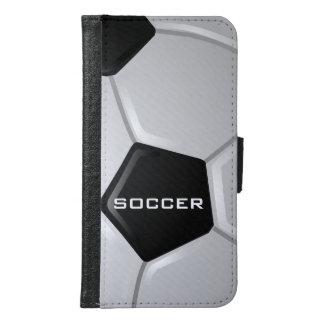 Soccer Design Smartphone Wallet