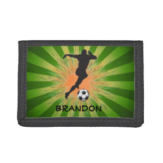 Soccer Design Wallet