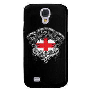 Soccer England Samsung Galaxy S4 Cases