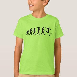 Soccer Evolution b T-Shirt