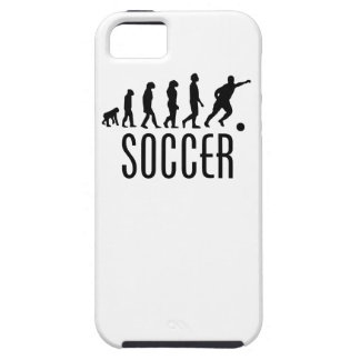 Soccer Evolution iPhone 5 Cover