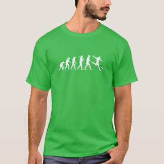 Soccer Evolution w T-Shirt