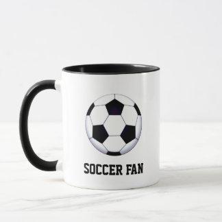 Soccer Fan Combo Mug