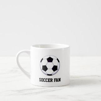 Soccer Fan Espresso Cup