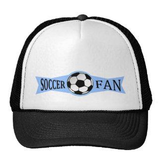 soccer fan hats